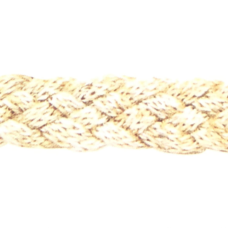 麻混 五つ編コード(平紐) サブ画像