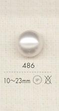 486 上品 パール調 ポリエステル ボタン 大阪プラスチック工業(DAIYA BUTTON)/オークラ商事 - ApparelX アパレル資材卸通販