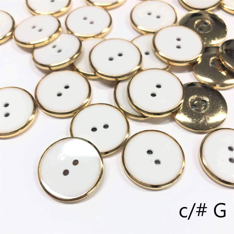 AY72 染色用 2つ穴 カシメ ボタン アイリス/オークラ商事 - ApparelX アパレル資材卸通販