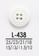 L438 シャツからコートまで 染色用ボタン アイリス/オークラ商事 - ApparelX アパレル資材卸通販