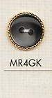 MR4GK 上品 シャツ用 2つ穴 プラスチックボタン 大阪プラスチック工業(DAIYA BUTTON)/オークラ商事 - ApparelX アパレル資材卸通販