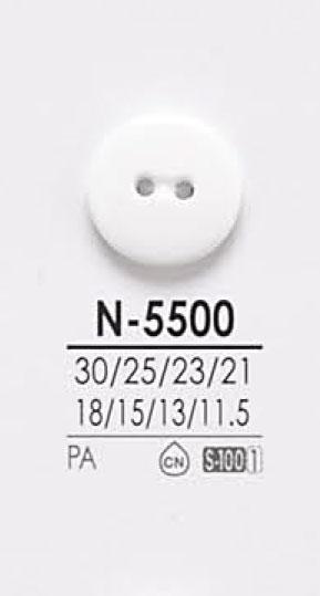 N5500 染色用ボタン アイリス/オークラ商事 - ApparelX アパレル資材卸通販