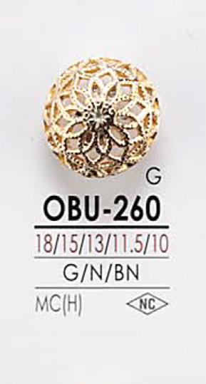 OBU260 メタルボタン アイリス/オークラ商事 - ApparelX アパレル資材卸通販