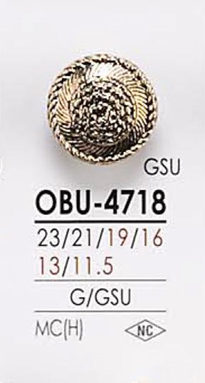 OBU4718 メタルボタン アイリス/オークラ商事 - ApparelX アパレル資材卸通販
