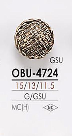 OBU4724 メタルボタン アイリス/オークラ商事 - ApparelX アパレル資材卸通販