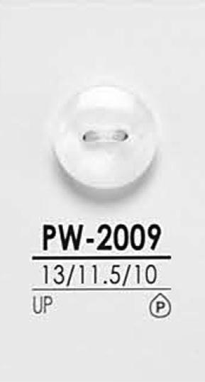 PW2009 黒色&染色用 シャツボタン アイリス/オークラ商事 - ApparelX アパレル資材卸通販
