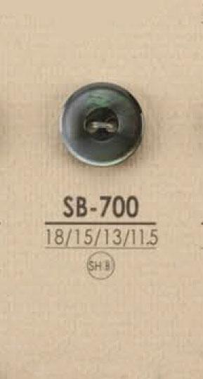 SB700 貝ボタン アイリス/オークラ商事 - ApparelX アパレル資材卸通販