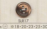 SLR17 DAIYA BUTTONS 貝調ポリエステルボタン 大阪プラスチック工業(DAIYA BUTTON)/オークラ商事 - ApparelX アパレル資材卸通販