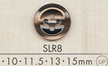 SLR8 DAIYA BUTTONS 貝調ポリエステルボタン 大阪プラスチック工業(DAIYA BUTTON)/オークラ商事 - ApparelX アパレル資材卸通販