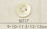 SLT17 DAIYA BUTTONS 貝調ポリエステルボタン 大阪プラスチック工業(DAIYA BUTTON)/オークラ商事 - ApparelX アパレル資材卸通販