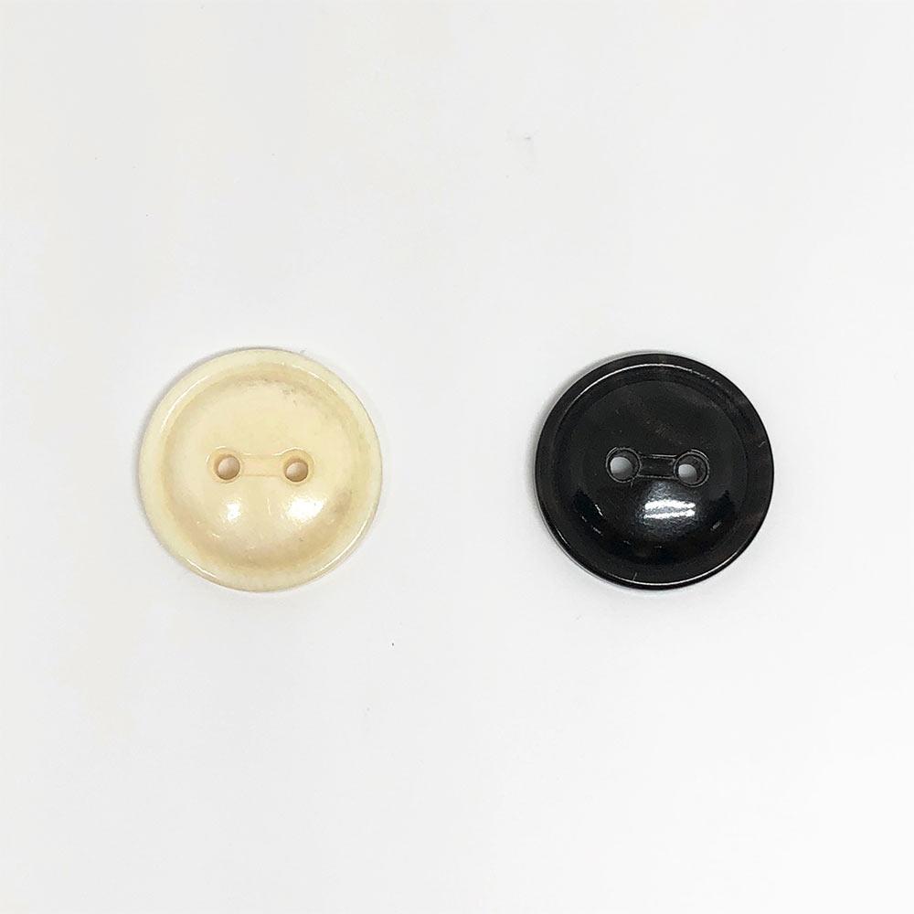 TGH1213 オリジナル水牛2つ穴ボタン オークラ商事 - ApparelX アパレル資材卸通販
