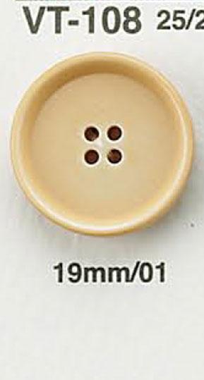VT108 アルドゥール[ボタン] アイリス/オークラ商事 - ApparelX アパレル資材卸通販