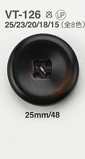 VT126 アルドゥール[ボタン] アイリス/オークラ商事 - ApparelX アパレル資材卸通販
