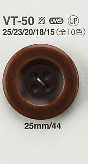VT50 アイリッシュ・オールド[ボタン] アイリス/オークラ商事 - ApparelX アパレル資材卸通販