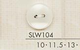 SLW104 DAIYA BUTTONS 貝調ポリエステルボタン 大阪プラスチック工業(DAIYA BUTTON)/オークラ商事 - ApparelX アパレル資材卸通販