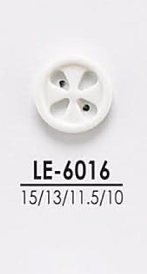 LE6016 シャツからコートまで 染色用ボタン アイリス/オークラ商事 - ApparelX アパレル資材卸通販