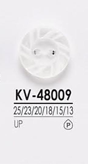 KV48009 染色用 シャツボタン アイリス/オークラ商事 - ApparelX アパレル資材卸通販