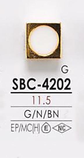 SBC4202 染色用 メタルボタン アイリス/オークラ商事 - ApparelX アパレル資材卸通販