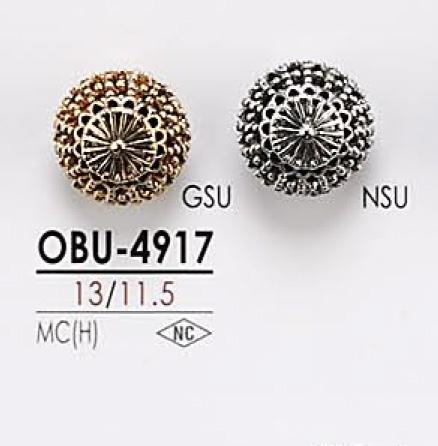 OBU4917 メタルボタン アイリス/オークラ商事 - ApparelX アパレル資材卸通販