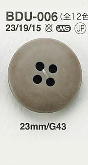 BDU006 ヴィンテージ仕上げボタン アイリス/オークラ商事 - ApparelX アパレル資材卸通販