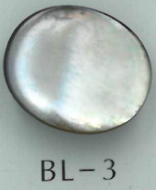 BL-3 楕円足つき貝ボタン 阪本才治商店/オークラ商事 - ApparelX アパレル資材卸通販