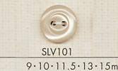 SLV101 DAIYA BUTTONS 貝調ポリエステルボタン 大阪プラスチック工業(DAIYA BUTTON)/オークラ商事 - ApparelX アパレル資材卸通販