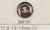 SLR101 DAIYA BUTTONS 貝調ポリエステルボタン 大阪プラスチック工業(DAIYA BUTTON)/オークラ商事 - ApparelX アパレル資材卸通販