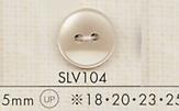 SLV104 DAIYA BUTTONS 貝調ポリエステルボタン 大阪プラスチック工業(DAIYA BUTTON)/オークラ商事 - ApparelX アパレル資材卸通販