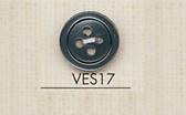 VES17 DAIYA BUTTONS 貝調ポリエステルボタン 大阪プラスチック工業(DAIYA BUTTON)/オークラ商事 - ApparelX アパレル資材卸通販