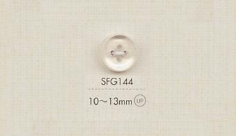 SFG144 DAIYA BUTTONS クリアボタン 大阪プラスチック工業(DAIYA BUTTON)/オークラ商事 - ApparelX アパレル資材卸通販