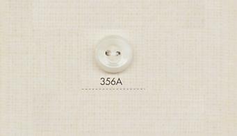 356A DAIYA BUTTONS 二つ穴貝調ポリエステルボタン 大阪プラスチック工業(DAIYA BUTTON)/オークラ商事 - ApparelX アパレル資材卸通販
