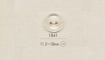 1841 DAIYA BUTTONS 二つ穴ポリエステルクリアラメボタン 大阪プラスチック工業(DAIYA BUTTON)/オークラ商事 - ApparelX アパレル資材卸通販