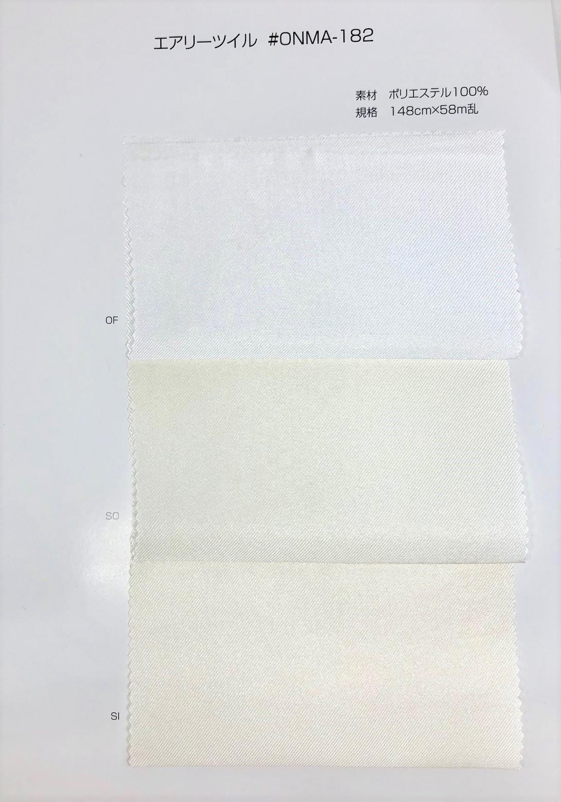 ONMA-182 エアリーツイル[生地] サンコロナ小田/オークラ商事 - ApparelX アパレル資材卸通販