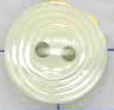 1221 プラスチック溝あり2穴ボタン 大阪プラスチック工業(DAIYA BUTTON)/オークラ商事 - ApparelX アパレル資材卸通販