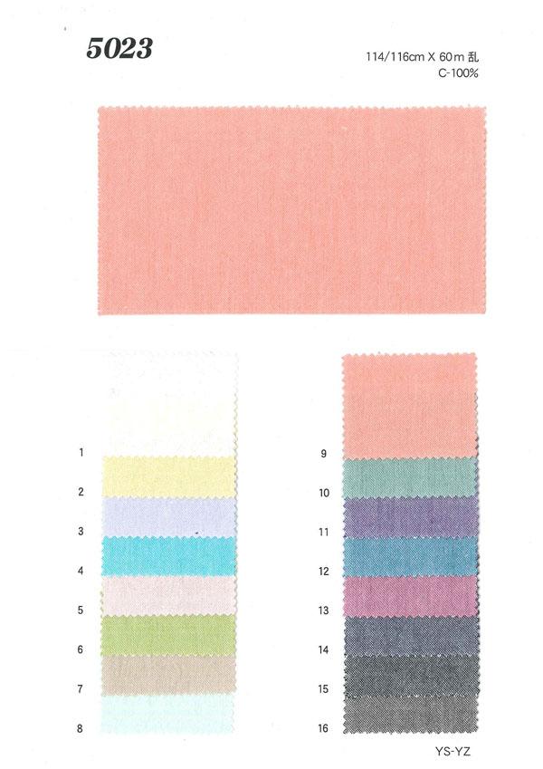 MU5023 オックス[生地] 植山織物/オークラ商事 - ApparelX アパレル資材卸通販