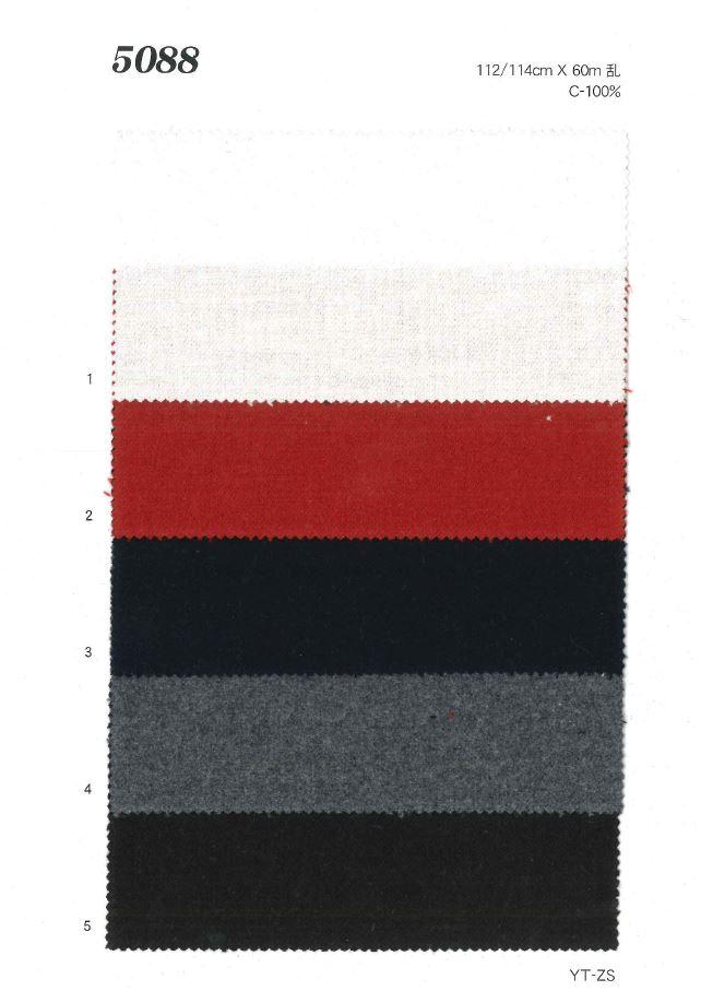 MU5088 起毛ツイル[生地] 植山織物/オークラ商事 - ApparelX アパレル資材卸通販