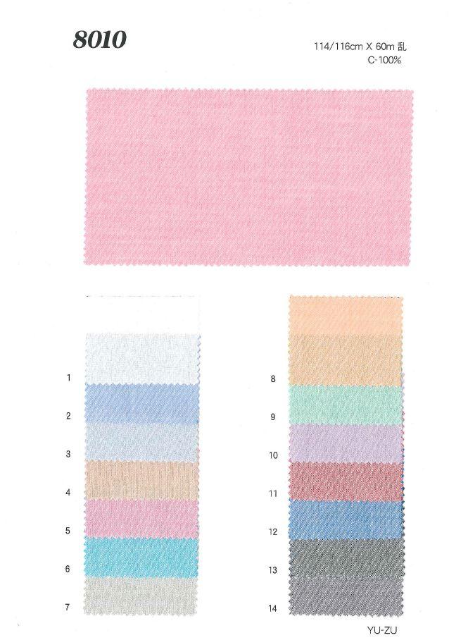 MK8010 ドビーシャンブレー[生地] 植山織物/オークラ商事 - ApparelX アパレル資材卸通販