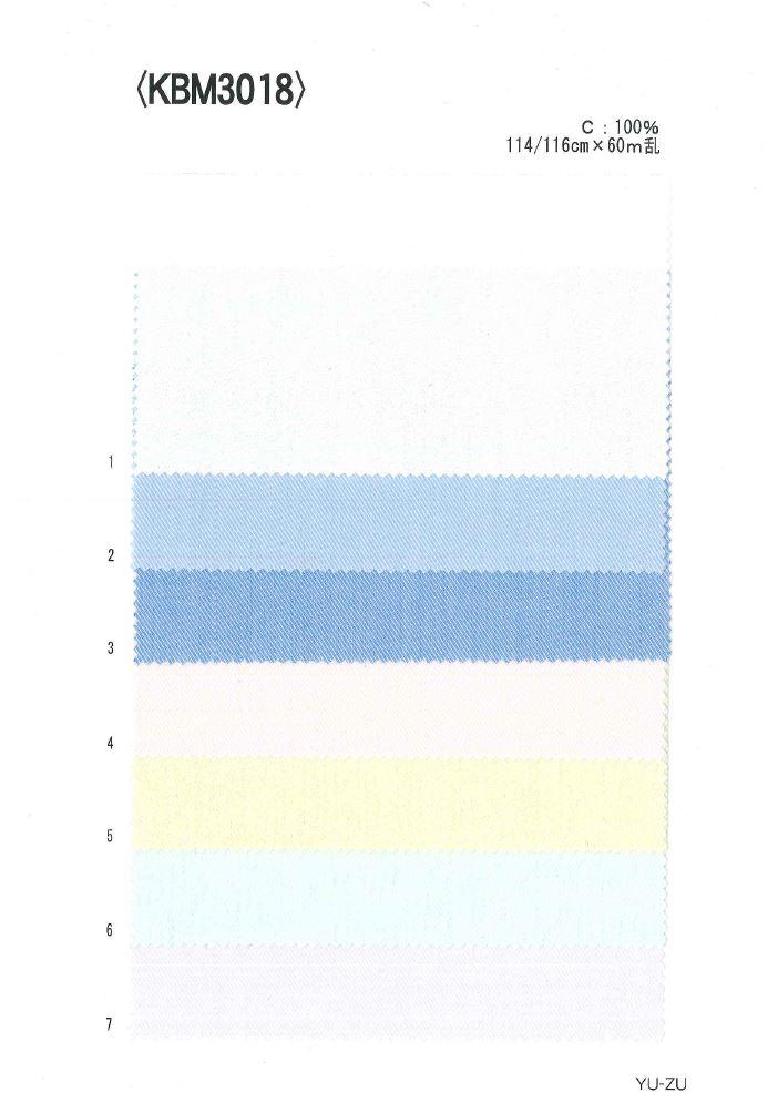 KBM3018 先染カルゼ[生地] 植山織物/オークラ商事 - ApparelX アパレル資材卸通販