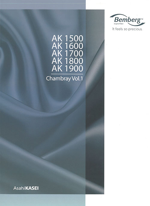 AK1900 キュプラサテン裏地(ベンベルグ) 旭化成/オークラ商事 - ApparelX アパレル資材卸通販