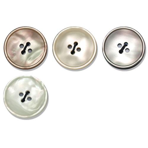 GT81 ジャケット・スーツ用ボタン(Weight Less) アイリス/オークラ商事 - ApparelX アパレル資材卸通販