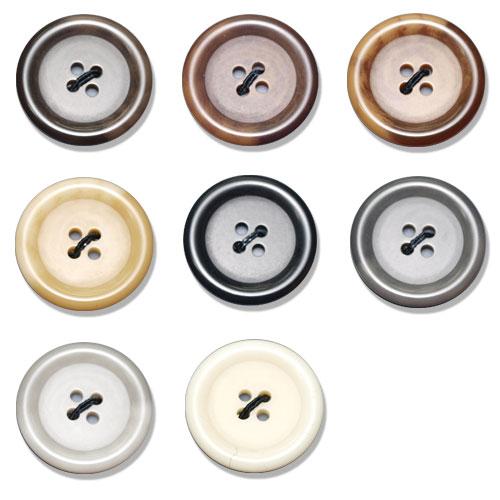 GT85 ジャケット・スーツ用ボタン(Weight Less) アイリス/オークラ商事 - ApparelX アパレル資材卸通販