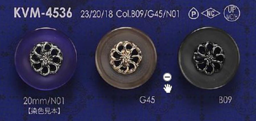 KVM4536 ボタン(Sweet Dolly Couture) アイリス/オークラ商事 - ApparelX アパレル資材卸通販