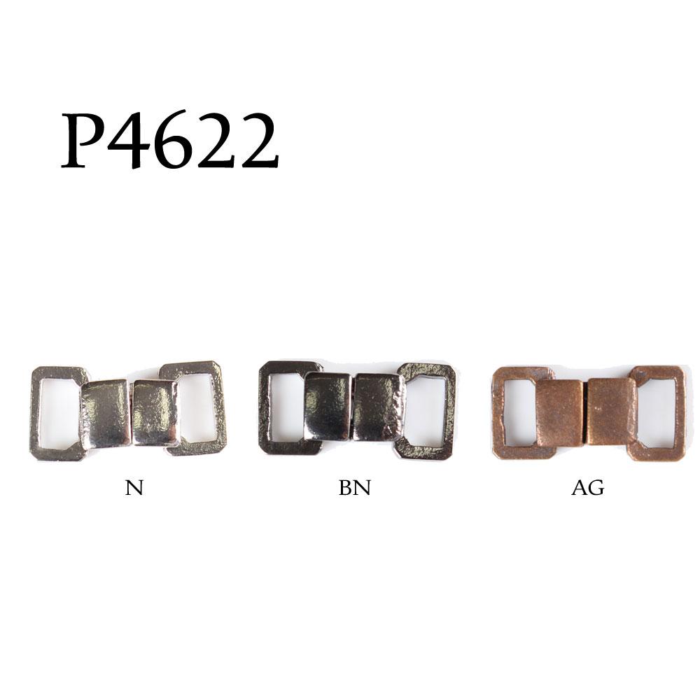 P4622 GAFFORELLI スクウェアフック[ホック] GAFFORELLI/オークラ商事 - ApparelX アパレル資材卸通販