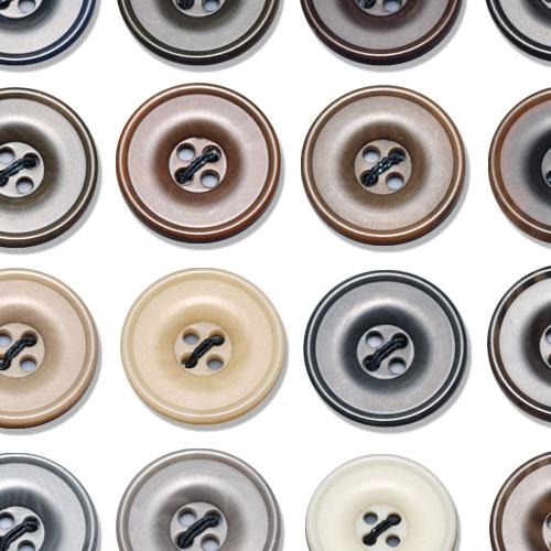PRV23 ジャケット・スーツ用ボタン アイリス/オークラ商事 - ApparelX アパレル資材卸通販