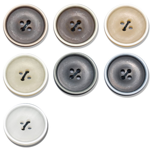 VT117 ジャケット・スーツ用ボタン アイリス/オークラ商事 - ApparelX アパレル資材卸通販