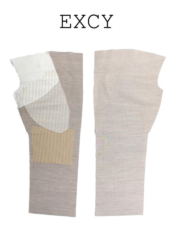 EXCY メンズジャケット用加工毛芯[芯地] 田幸/ヤマモト - ApparelX アパレル資材卸通販