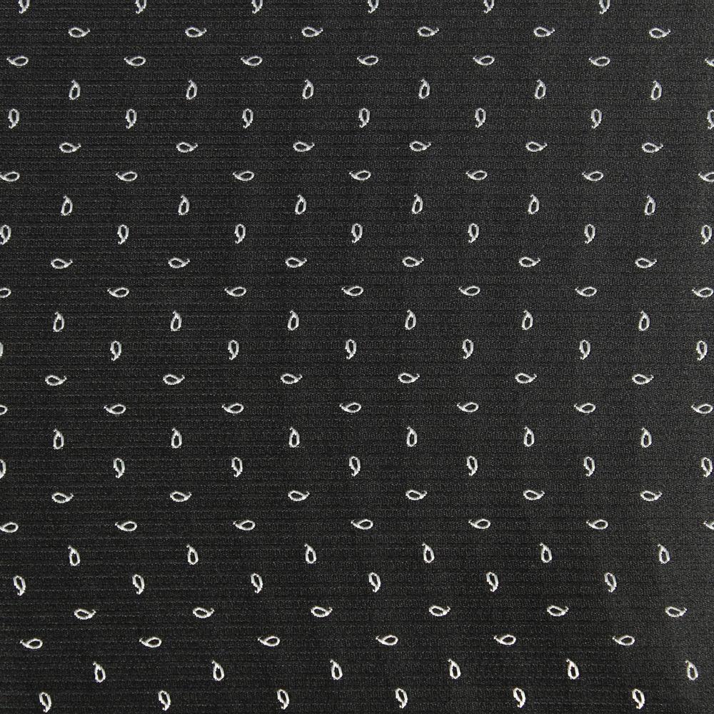 VANNERS-22 VANNERS バーナーズ イギリス製シルク生地 ペイズリードット柄 VANNERS/ヤマモト - ApparelX アパレル資材卸通販