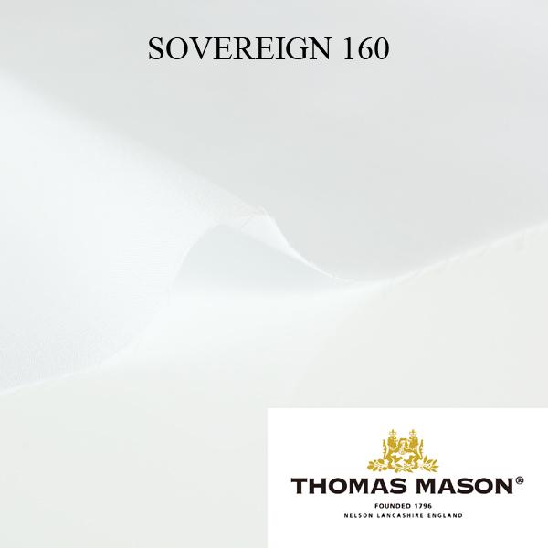 F333512 THOMAS MASON トーマスメイソン 平織り 160双 シャツ生地 THOMAS MASON/ヤマモト - ApparelX アパレル資材卸通販