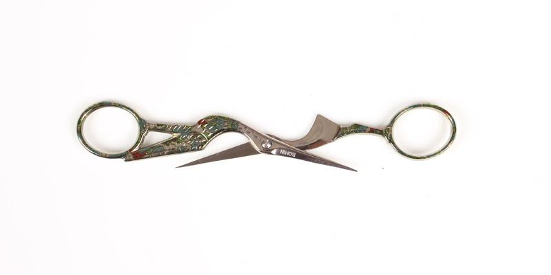 小鋏 鳥柄 (BOHIN) サブ画像