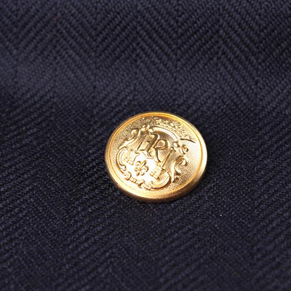 国産 スーツ・ジャケット用メタルボタン サブ画像